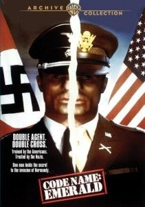 "Code Name Emerald, WWII Movie starring Ed Harris and Eric Stoltz.  The Nazis are desperate to uncover the details of ""Operation Overlord."" An OSS double agent is determined to make sure they don't.."
