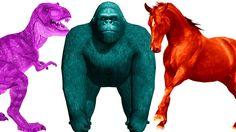 Kids music | Animals with background music | Dinosaur Movies For Children | Children Nursery Rhymes https://youtu.be/fp067ftr0m0