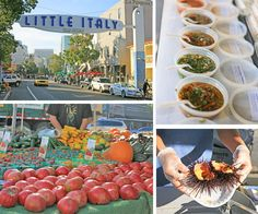 Little Italy Mercato, one of the city's best farmers markets Stay Classy San Diego, San Diego Attractions, Visit San Diego, San Diego Living, August 9, America's Finest, Little Italy, Farmers Market, Fun Things