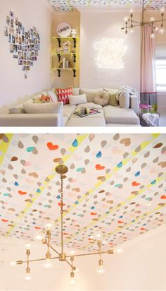 lovely ceiling!