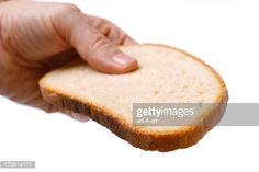 Foto de stock : Slice of bread