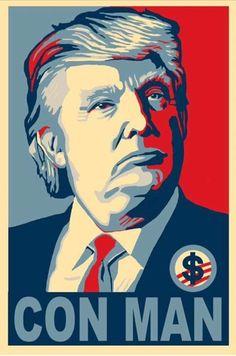 "beasts, Donald ""Snakeoil Salesman"" Trump"