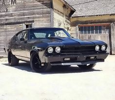 '69 Chevy Chevelle !