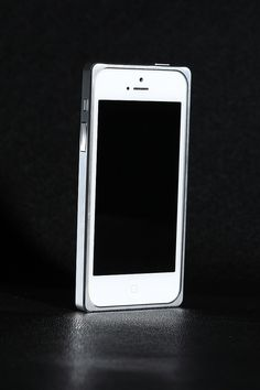 Truffol.com | Signature Case - Silver, for the iPhone 5, $60.0