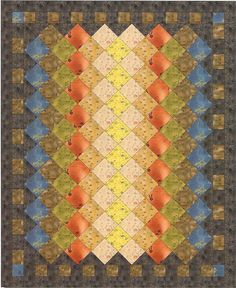 Photos of Asian quilts | chinese windows quilt kit by art gallery quilts review chinese windows ...