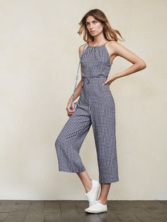 Sometimes making a full outfit is hard. We get it. The Mitra Jumpsuit will be there for you in these times of need. Just throw it on and you are ready for anything. https://www.thereformation.com/products/mitra-jumpsuit-checkerboard?utm_source=pinterest&utm_medium=organic&utm_campaign=PinterestOwnedPins