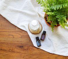 DIY Zero Waste Dry Shampoo