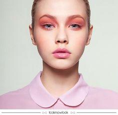 Rose Quartz Make Up | Maquiagem Rosa Quartzo #beleza #beauty #rosequartz #maquiagem #makeup #inspiração #lnl #looknowlook