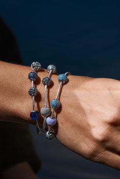Pandora Essence bracelets and charms celebrate the essence of you!