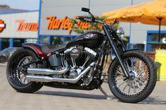Thunderbike Jekill and Hyde Bike   Harley-Davidson Softail