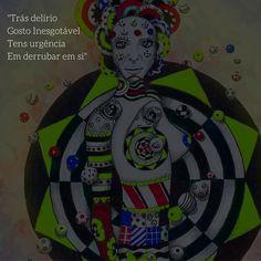 Ilustração Muié Colores - Flor Dizaniah