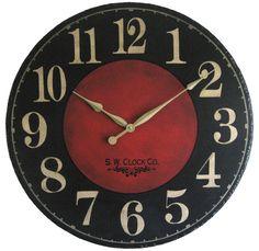 """Klocktime - 36"""" Large Wall Clocks"""