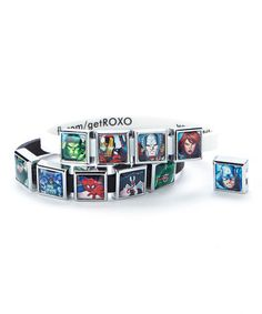 Another great find on #zulily! Spider-Man & Avengers Band Set by ROXO #zulilyfinds