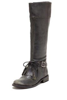 Matisse Welsh Flat Boot - 90% off