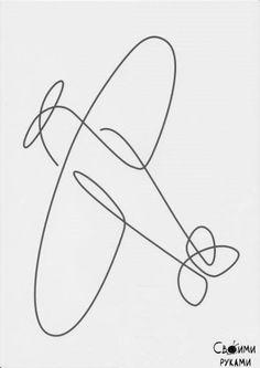 Нарисуй рисунок, не отрывая руки