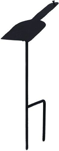 New Creative 24249 Garden Essentials Metal Stepping Stone Stand, Black, 14-Inches Tall by New Creative. $7.48. Easily inserts in the ground. 14-Inches tall. New Creative has the Garden Essentials you need with the style and design you want. Turn a stepping stone into art for your garden with this Holder. Black powder-coated metal. Turn a stepping stone into art with this Stand. Black powder-coated metal. Stand is 14-inches tall.