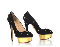 HALLOWEEN SPIDER DOLLY - Charlotte Olympia