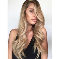 Best highlight balayage hair. More like this Amandamajor.com