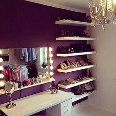 10 ideas para hacer un closet o armario barato. | Mil Ideas de Decoración