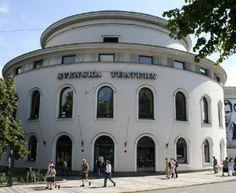 Swedish Theatre, Helsinki, Finland | Svenska Teatern (Swedish), Ruotsalainen Teatteri (Finnish) | The building of Svenska Teatern was renovated in 1935 by architects Eero Saarinen and Jarl Eklund.