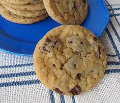 Buttermilk Chocolate Chip Cookies: Another recipe to use buttermilk.