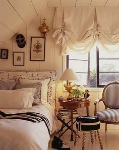 Popular Window Treatments for Bedrooms | Better Home and Garden