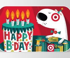 Invisible Creature Speaks » Blog Archive » New Target Gift Cards