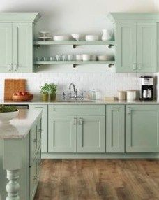 Seven Things To Expect When Attending Martha Stewart Rainwater Kitchen Cabinets Cabinet Fur Kitchen Cabinet Design Cottage Style Kitchen Home Decor Kitchen