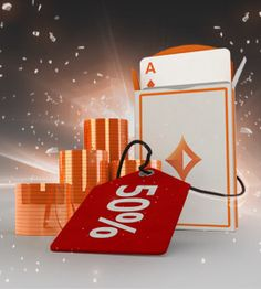 PartyPoker 50% off within the time of year Bonus Sale For a restricted time solely, you will get double the maximum amount bonus for his or her buck! It's the right time to play and earn points, then trade them certain bonuses with 500th off. Encourage new and existing players to earn as several points …