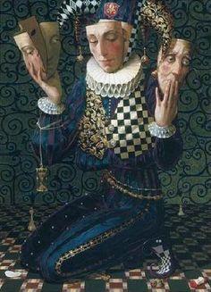 Victor Nizovtsev paintings