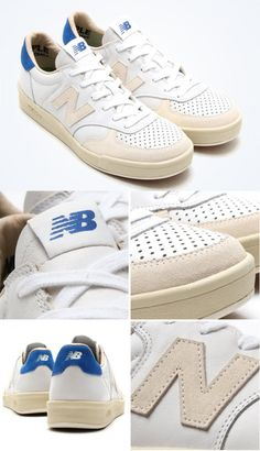 New Balance CT300: White/Blue