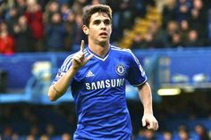 It's official: Brazilian midfielder Oscar will be staying with Chelsea