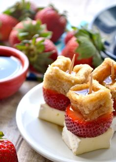 These frugal finger foods are flavorful, easy to fix, they freeze well and they're fun!