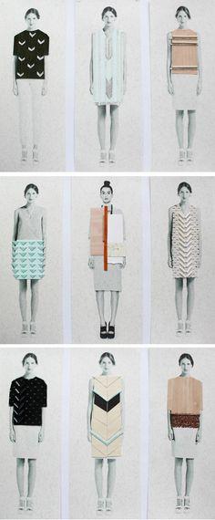Anna Duthie - textile design
