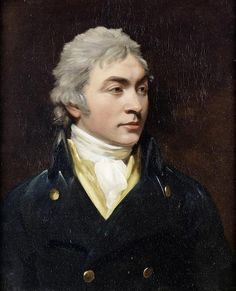 John Opie (British, 1761-1807) Portrait of Monsieur d'Aubigny, bust-length, Bonhams