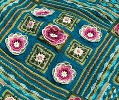 Pond Lily CAL- Crochet Along