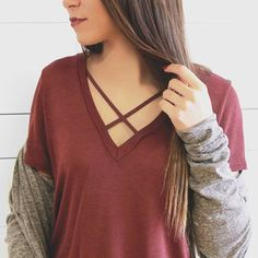 Cross my heart, I swear our Lone Wolf Top is an instant fave  This strappy trend is a major player in our day to day style #uoionline