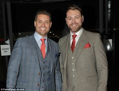 Boybanders at war! Kian Egan has stated his annoyance over Brian McFadden's new side project Boyzlife, which sees him teaming up with former Boyzone member Keith Duffy for a new musical endeavour