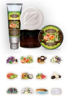 Jordan Essentials - Basic Body Care System $30 Salt Scrub, shea butter and lotion bar. Great starter kit to keep your skin feeling wonderful.