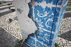 Add Fuel: azulejo and street art | the PhotoPhore