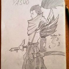 Yasuo sketch