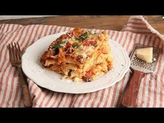 Slow Cooker Lasagna Recipe | Episode 1198 - YouTube