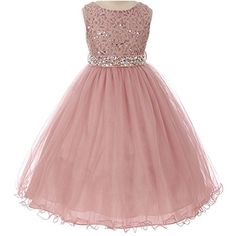 Looking for Glitters Sequined Bodice Double Layer Tulle Rhinestones Sash Flower Girl Dress ? Check out our picks for the Glitters Sequined Bodice Double Layer Tulle Rhinestones Sash Flower Girl Dress from the popular stores - all in one. Mauve Dress, Tulle Dress, Girls Dresses Online, Dress Online, Girl Fashion, Fashion Dresses, Dama Dresses, Dresser, New Dress