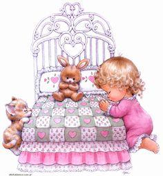 La Virgen María Clipart Baby, Cute Clipart, Prayers For Children, Sarah Kay, Holly Hobbie, Tatty Teddy, Precious Children, Baby Art, Pretty Baby