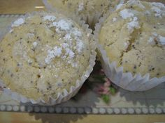 'Lemon' and Poppy Seed muffins   Anna G. mentioned 'Lemon and Poppy seed muffins' on the Failsafe Eating Support Group  on Facebook and I ...