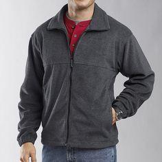 Columbia® Men's Jacket, Fleece - jcpenney via Polyvore