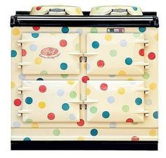 I have an AGA that I absolutely LOVE, but I would love to have this one, too!