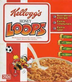 Honey Loops ©2001 Kellogg's Benelux
