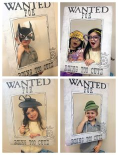 Wanted Photo Booth