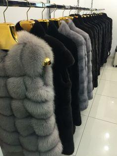 Норковые Шубы от Gyzz Fur